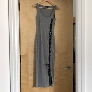 French Connection floor length Dress